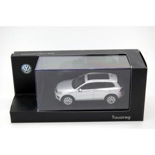 Volkswagen Touareg Silver 1:43
