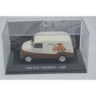 """Fiat 615 anno 1952 """"Ferrero"""" 1:43"""