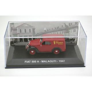 "Fiat 500 A 1947 furgoncino cicli  ""Malaguti"" 1:43"