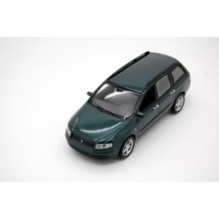Fiat Stilo SW 2002 verde scuro metallizzato 1:43