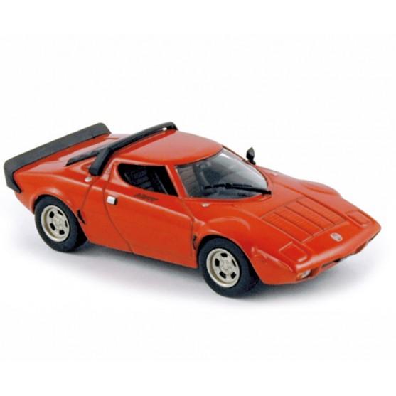 Lancia Stratos HF Stradale 1973 Orange 1:43