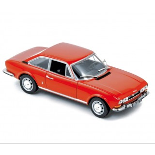 Peugeot 504 Coupé 1969 Red 1:43