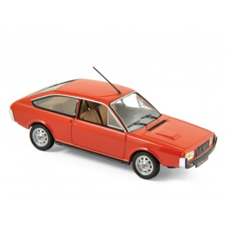 Renault 15 TL 1976 Red 1:43