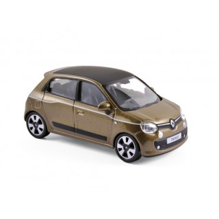 Renault Twingo 2014 Cappuccino Brown 1:43
