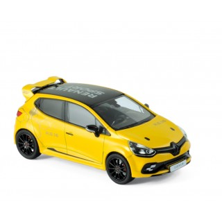 Renault Clio RS 2016 Sirius yellow 1:43