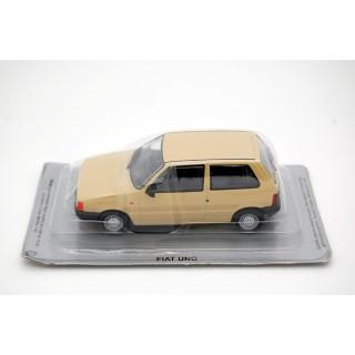 Fiat Uno 1984 Beige 1:43