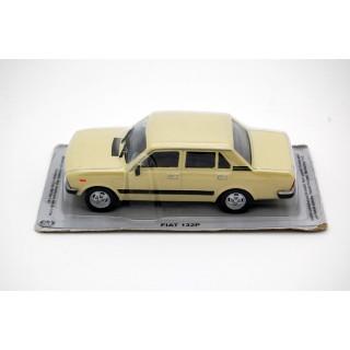 Fiat 132 1978 Beige 1:43