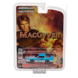 """Pontiac Firebird 1987 """"MacGyver"""" 1:64"""