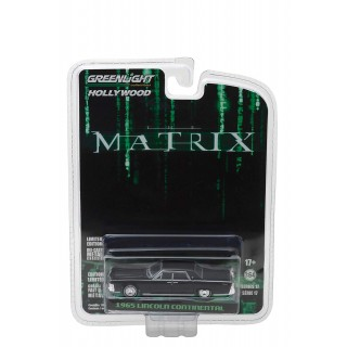 """Lincoln Continental 1965 """"Matrix"""" 1:64"""