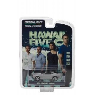 "Chevrolet Camaro 2010 ""Hawaii Five-O"" 1:64"