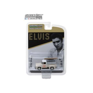 "Ford F-100 1954 Crown Electric ""Elvis Presley"" 1:64"