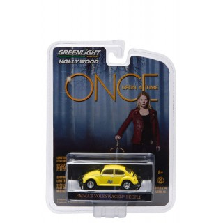 "Volkswagen Beetle Emma's Swan ""Once Upon a Time"" 1:64"
