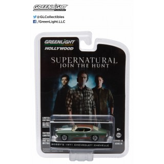 "Chevrolet Chevelle 1971 Bobbys ""Supernatural  Join The Hunt"" 1:64"