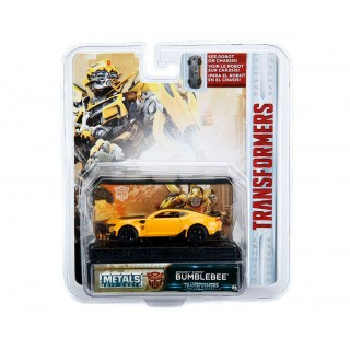 "Chevy Camaro ""Bumblebee"" Transformers 1:64"