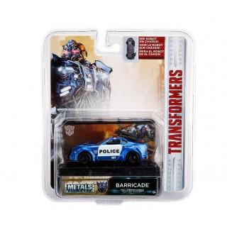 "Mustang Custom Police ""Barricade"" Transformers 1:64"