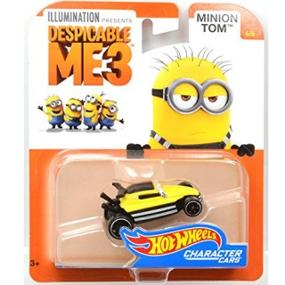 Cattivissimo Me Minion Tom Vehicle 1:64 Collection 4/6