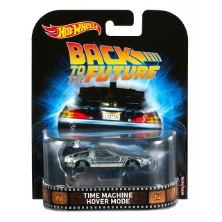 "DMC De Lorean Ritorno al Futuro - ""Back to the Future"" Hover Mode 1:64"
