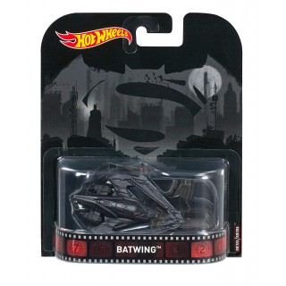 "Batman Batwing dal film ""Down of Justice"" 1:64 Retro Entertainment"