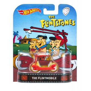"Flintmobile ""The Flinstones"" Warner Bros 1:64 Retro Entertainment"