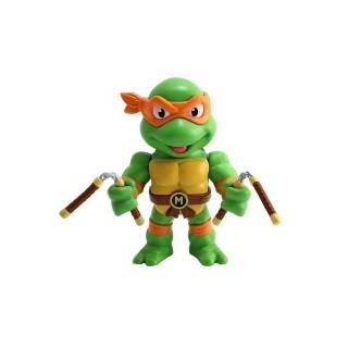 Michelangelo Portachiavi Tartarughe Ninja Metal