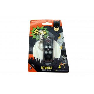 "Batmobile portachiavi ""Batman Classic TV Series"" Keychain 1:64"