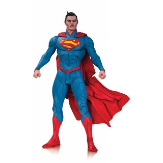 Superman Dc Comics Jae Lee Action Figures 17cm
