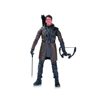 "Malcom Merlin ""Arrow"" Dc Comics Action Figures 17cm"