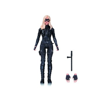 "Black Canary ""Arrow"" Dc Comics Action Figures 17cm"