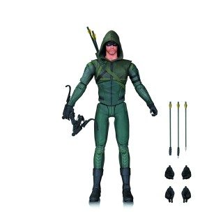 Arrow Dc Comics Action Figures 17cm