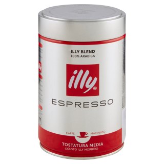 illy Caffè Macinato Espresso Tostato Classico 250 gr