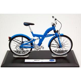 Bicicletta BMW Q5.T blu 1:10