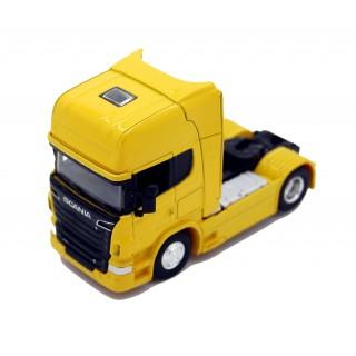 Scania V8 R730 (4x2) Giallo 1:64
