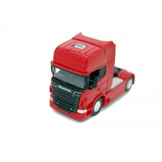 Scania V8 R730 (4x2) Rosso 1:64