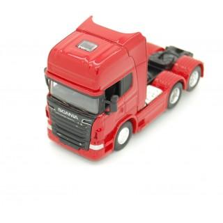 Scania V8 R730 (6x4) Rosso 1:64