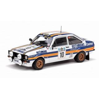 Ford Escort MKII 10 A.Vatanen / D.Richards 1980 Winner Rally Acropolis 1:18
