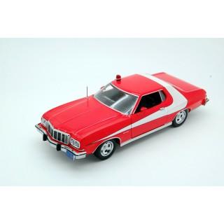 "Ford Gran Torino 1976 Red ""Starsky & Hutch"" 1:24"