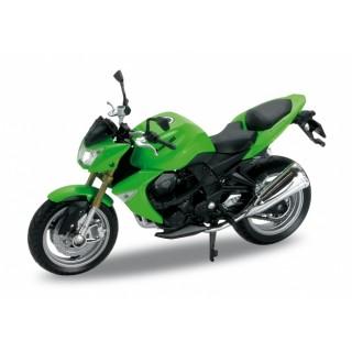 Kawasaki 2007 Z1000 Green 1:18