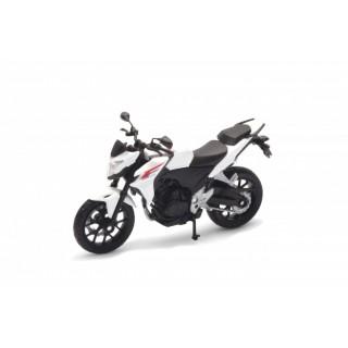 Honda CB500F white 1:18