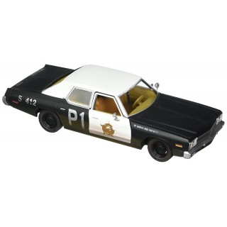 "Dodge Monaco 1974 Bluesmobile ""The Blues Brothers"" 1:24"