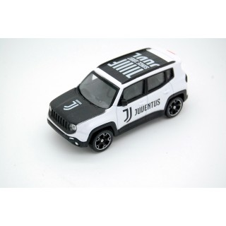 Jeep Renegade Juventus 1:43
