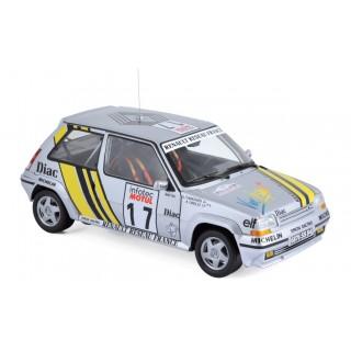 """Renault Supercinq GT Turbo """"Tour de Corse 1989"""" Alain Oreille 1:18"""