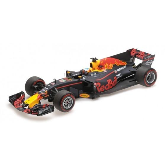 Red Bull Tag Heuer RB13 2017 Daniel Ricciardo Australian Gp 1:18