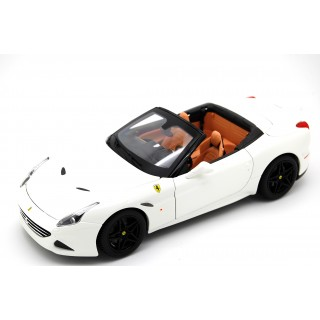 Ferrari  California T open Top White 1:18
