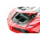 Ferrari FXX K Red with stripes 88 Sam Li 1:18