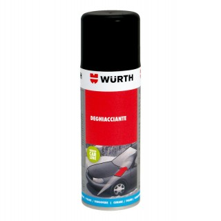 Deghiacciante Spray Wurth 200ml