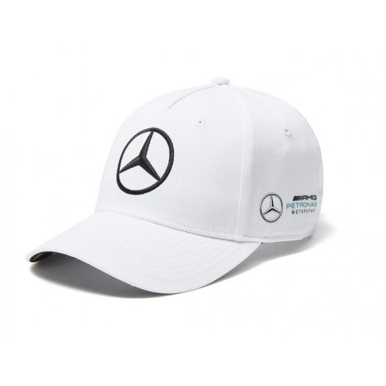 Mercedes-Amg Petronas F1 2018 Cappello Valtteri Bottas Bianco