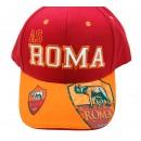 AS Roma 1927 berretto Enzo Castellano Rosso