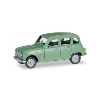 Renault R4 verde pastello HO 1:87
