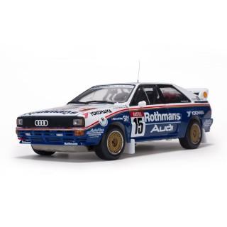 Audi Quattro A2 Rothmans Audi Team Holland 15 J.Bosch/S.Bond Rallye d'Antibes 1986 1:18
