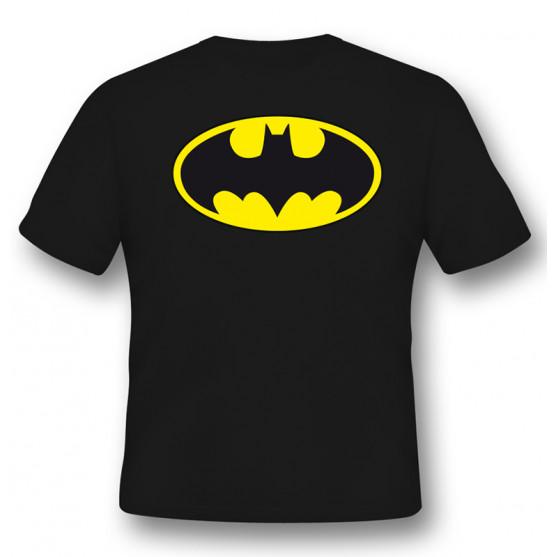 """Batman Logo T-Shirt Cotone Taglia """"XL"""""""